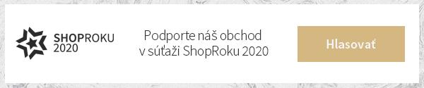 Podporte nás v súťaži ShopRoku 2020 Rybárske potreby TORNADO